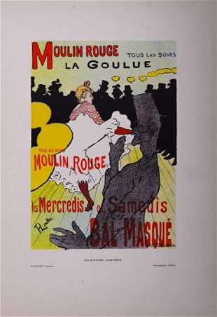 Henri de Toulouse-Lautrec - La Goulue, 1896