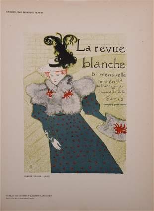 Toulouse-Lautrec - La Revue Blanche, 1897