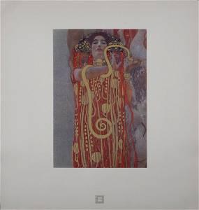 Klimt (after)-Eine Nachlese Folio, Hygieia,1931