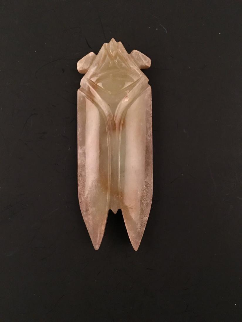 Chinese Jade Cicada