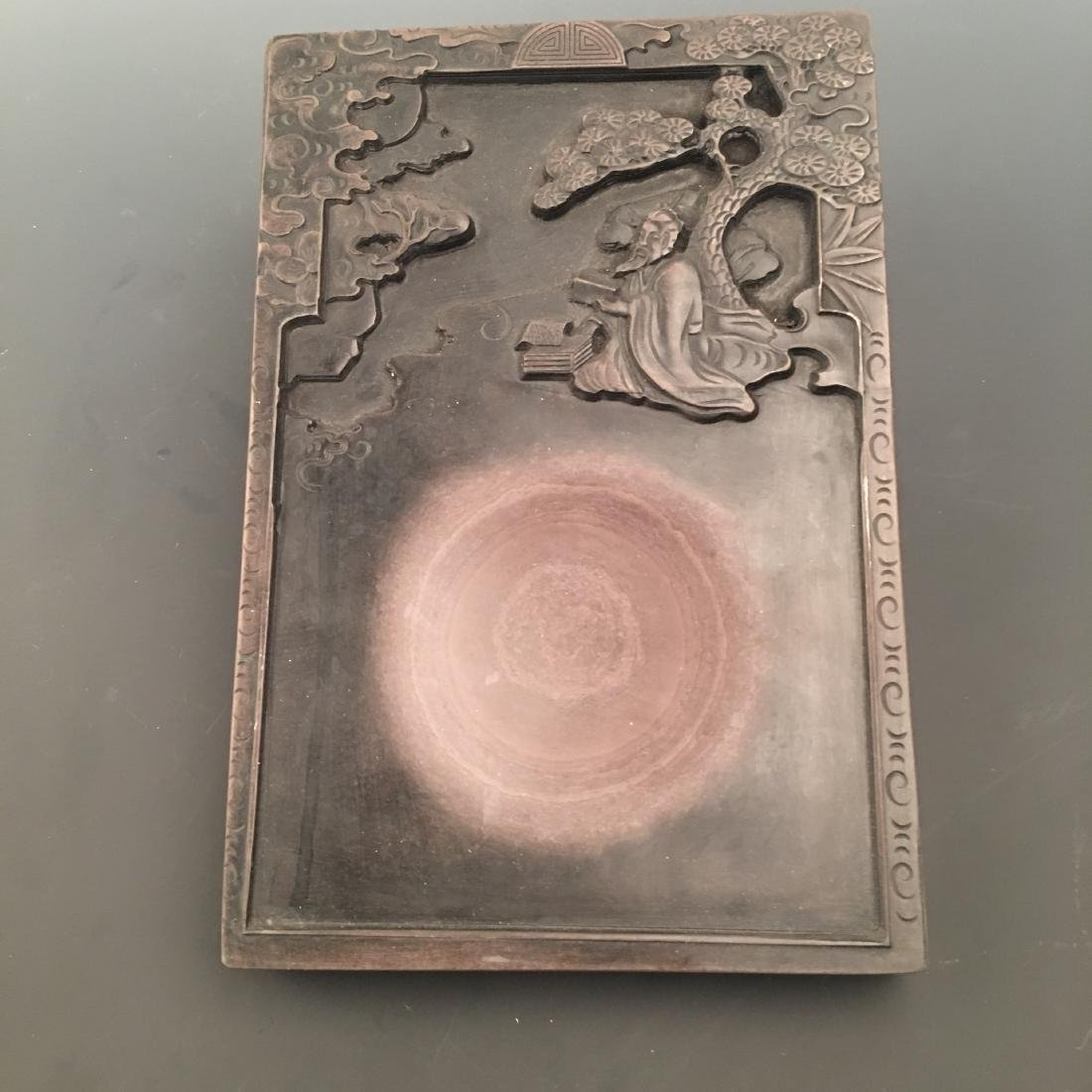 Chinese Square Ink stone