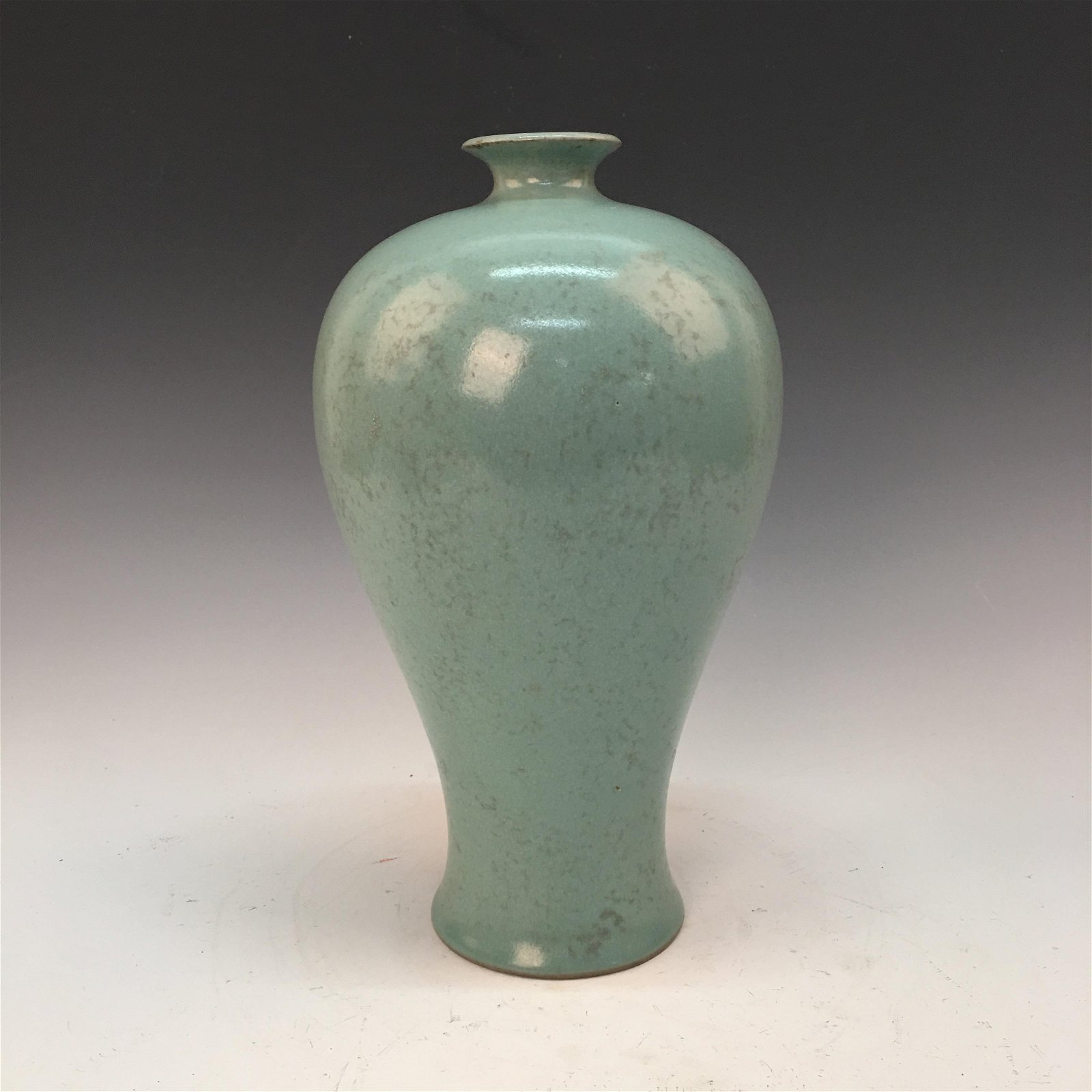 Chinese Longquan Kiln Meiping Vase