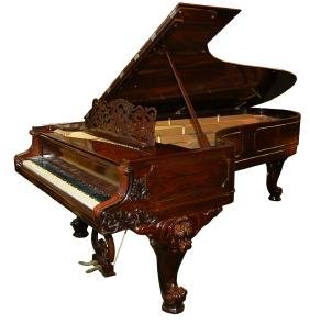 5220 Rosewood Wm. Knabe & Co. Concert Grand Piano