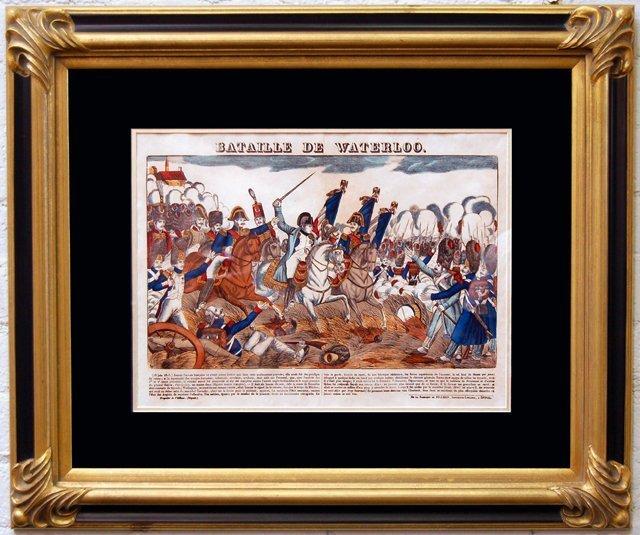 """6866 """"Bataille De Waterloo"""""""