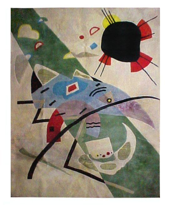 5313 Exquisite 8' x 10' Modern/Abstract Rug