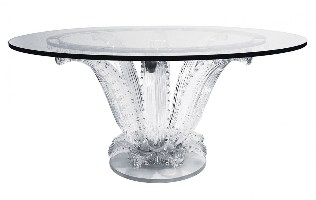 5286 The Incredible Cactus Table by Marc Lalique
