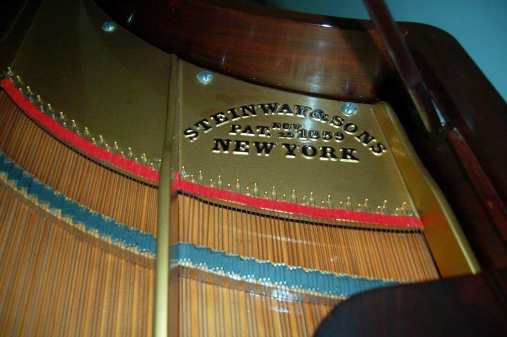 7152 Magnificent Antique Steinway Model B Grand Piano - 3
