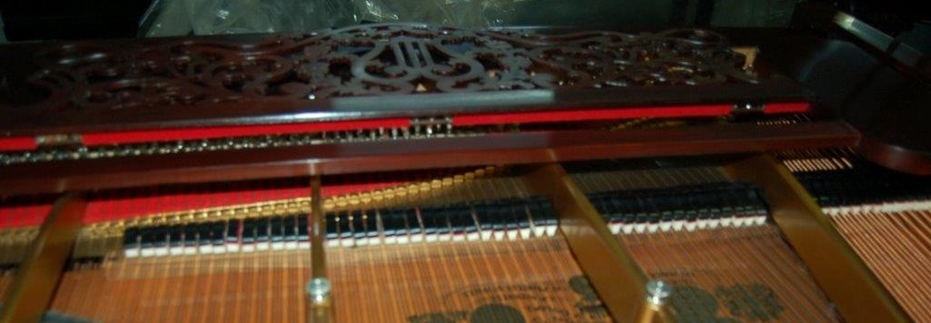 7152 Magnificent Antique Steinway Model B Grand Piano - 5