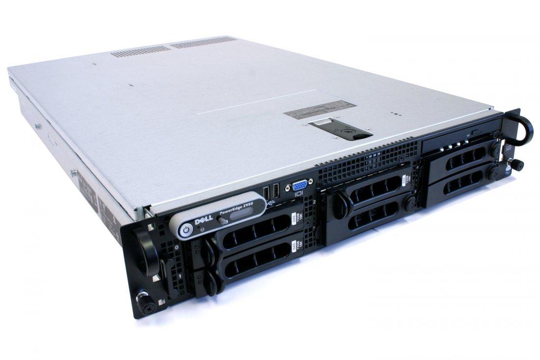 Dell PowerEdge 2950 Dual Quad-Core Xeon 32GB RAM 12TB