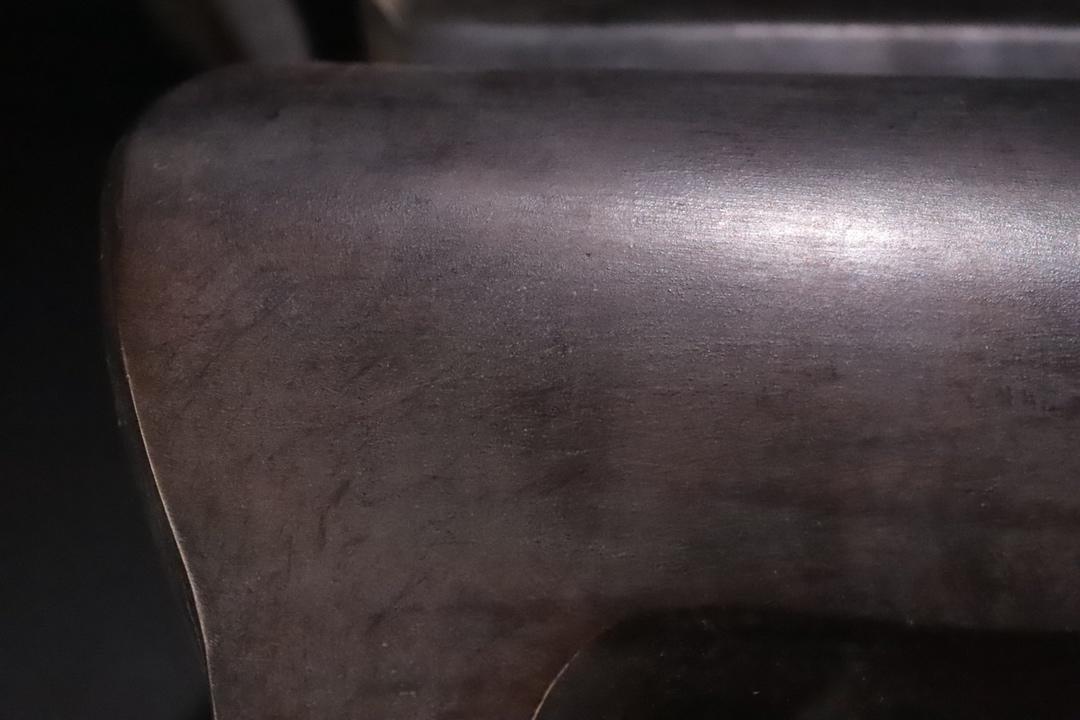 Ming Dynasty Copper Ding Style Incense Burner - 6