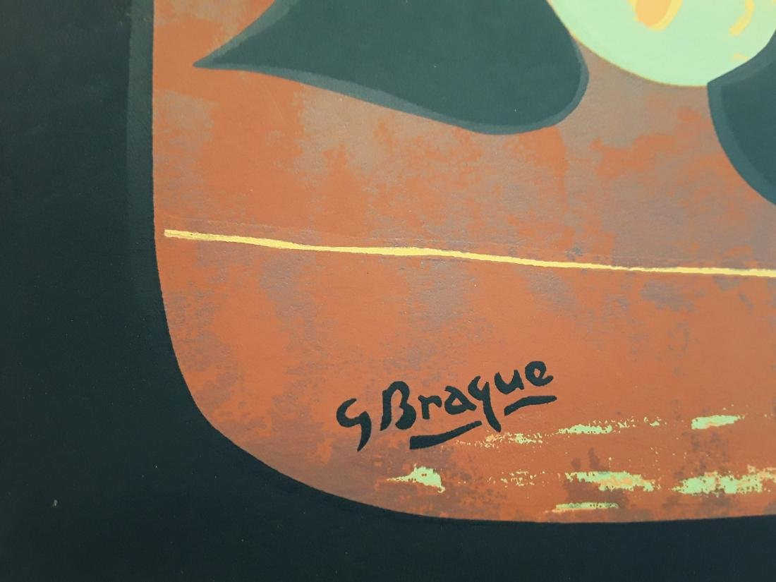 Georges Braque Woodcut - 2