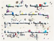 Antoine Rose - Rooftop Study 1