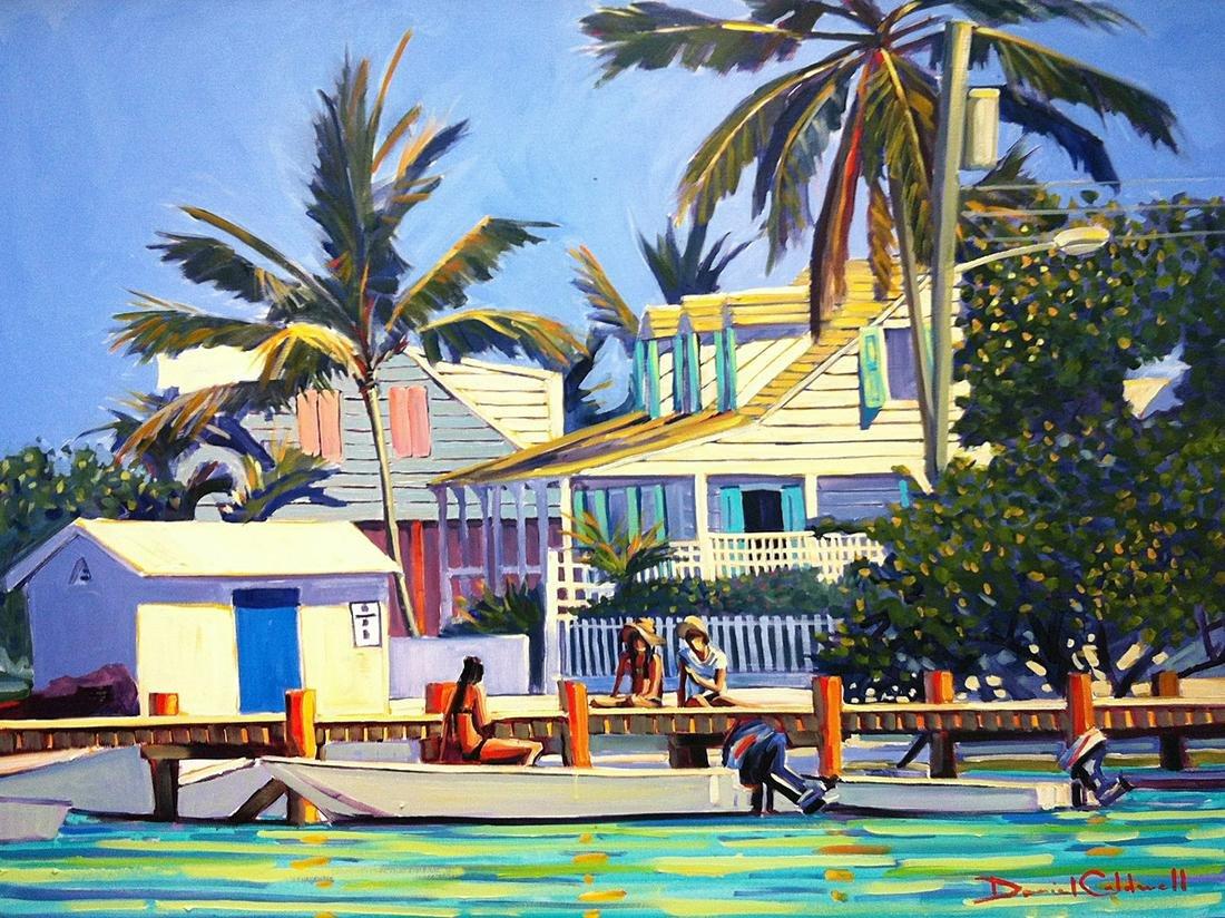 Daniel Caldwell - 4 Harbour Island Babes