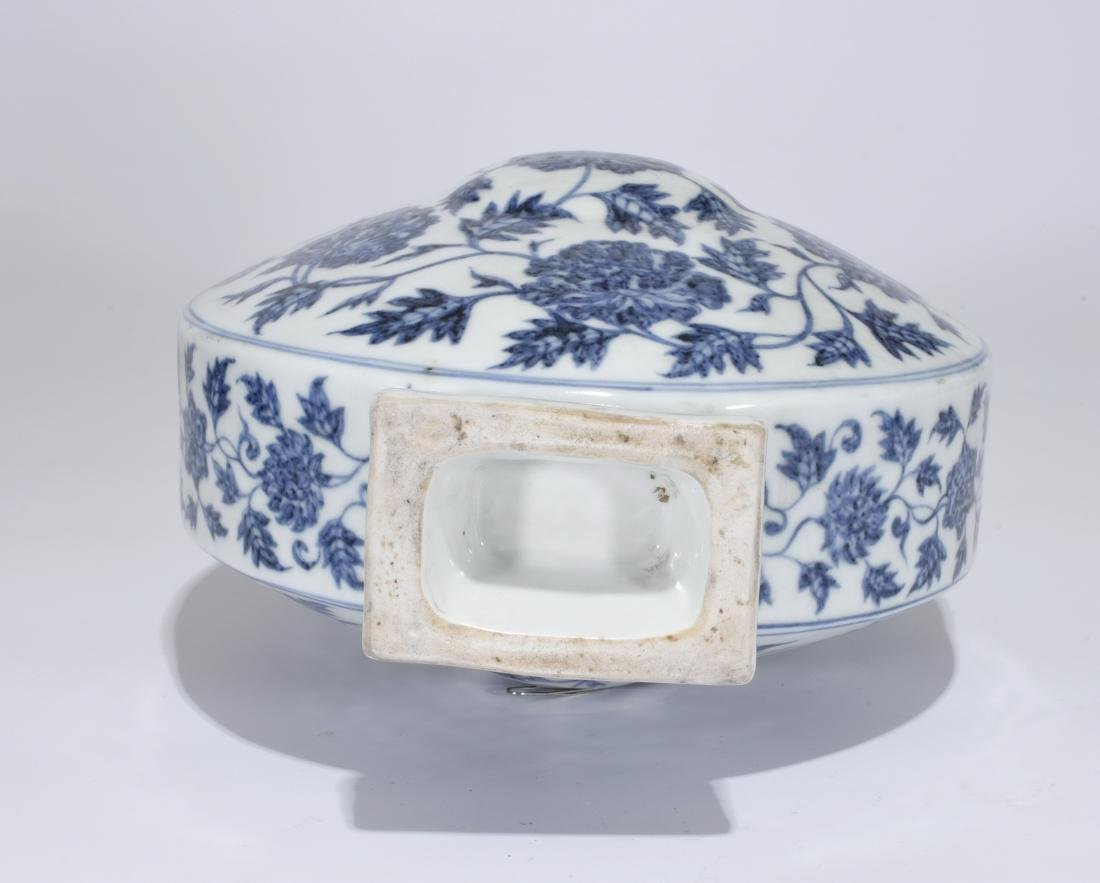 A Blue And White Vase - 6