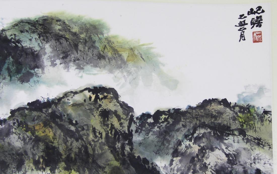 Zhu Yizhan 'Autumn' - 2
