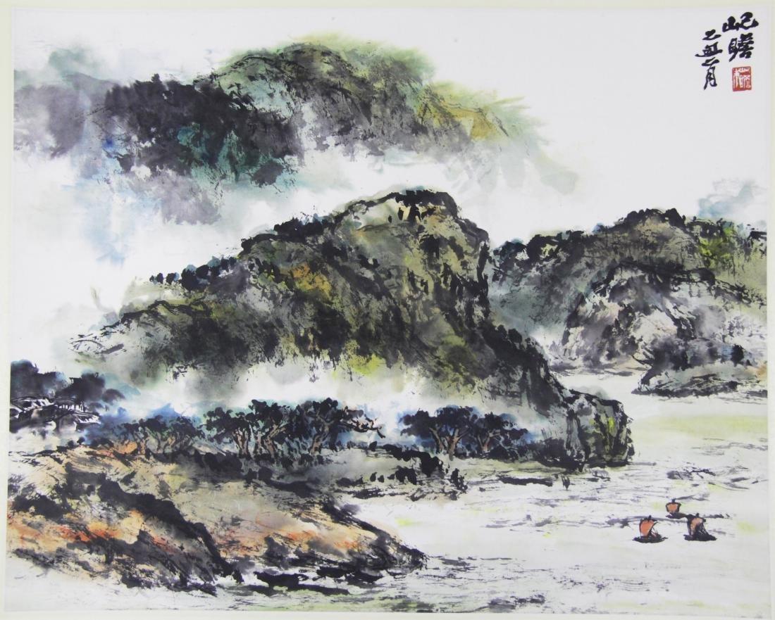 Zhu Yizhan 'Autumn' - 3