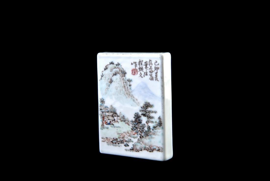 Cheng Huanwen Qianjiangcai Paper Weight - 2
