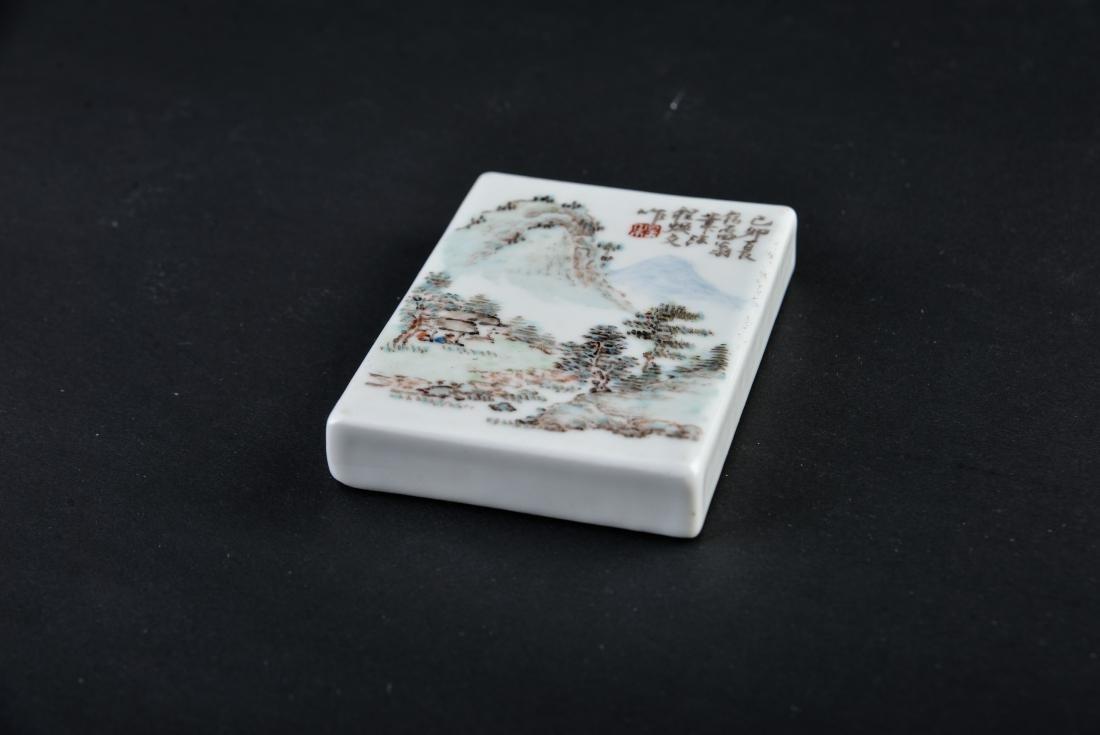 Cheng Huanwen Qianjiangcai Paper Weight - 3