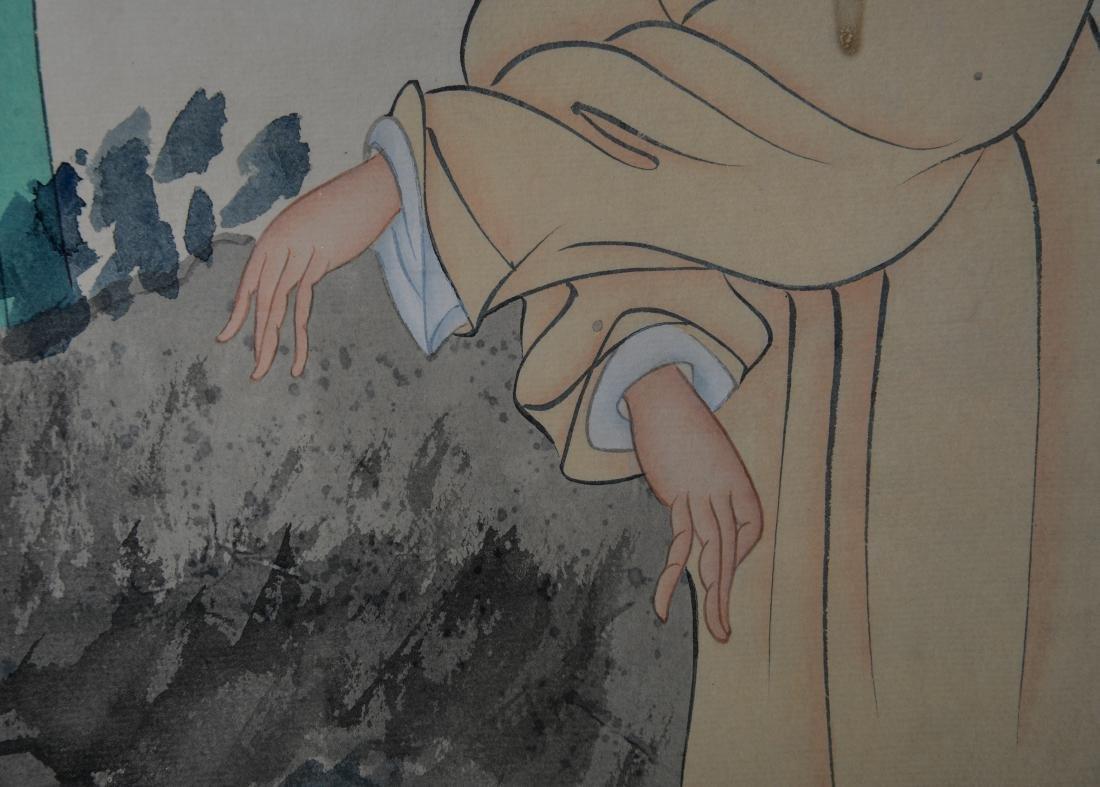 Zhang Daqian 'Beauty' - 6