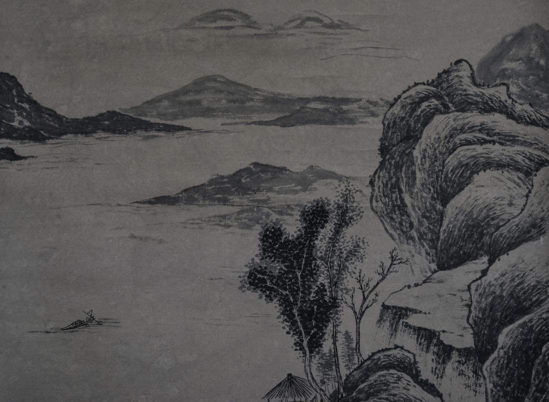 Wang Shimin 'Autumn River' - 3
