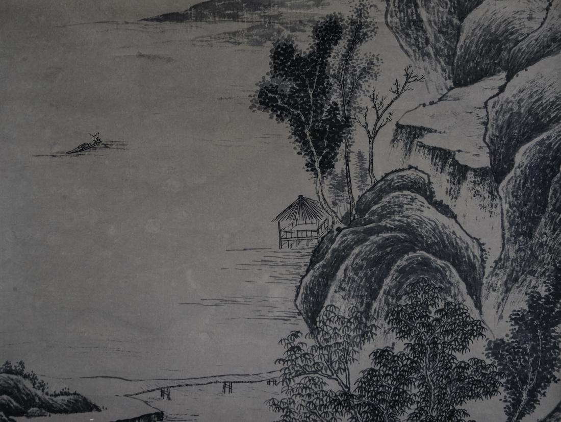 Wang Shimin 'Autumn River' - 4