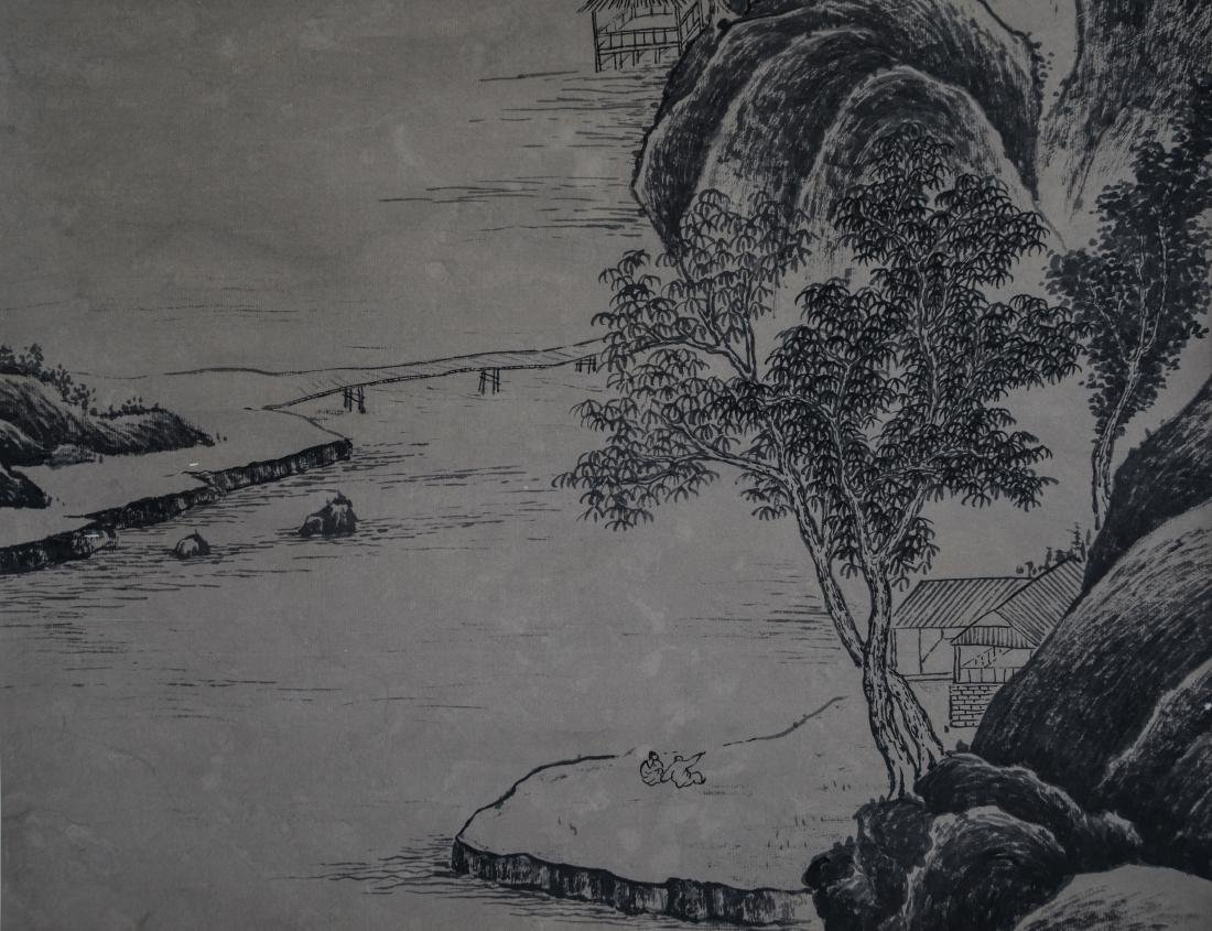 Wang Shimin 'Autumn River' - 5