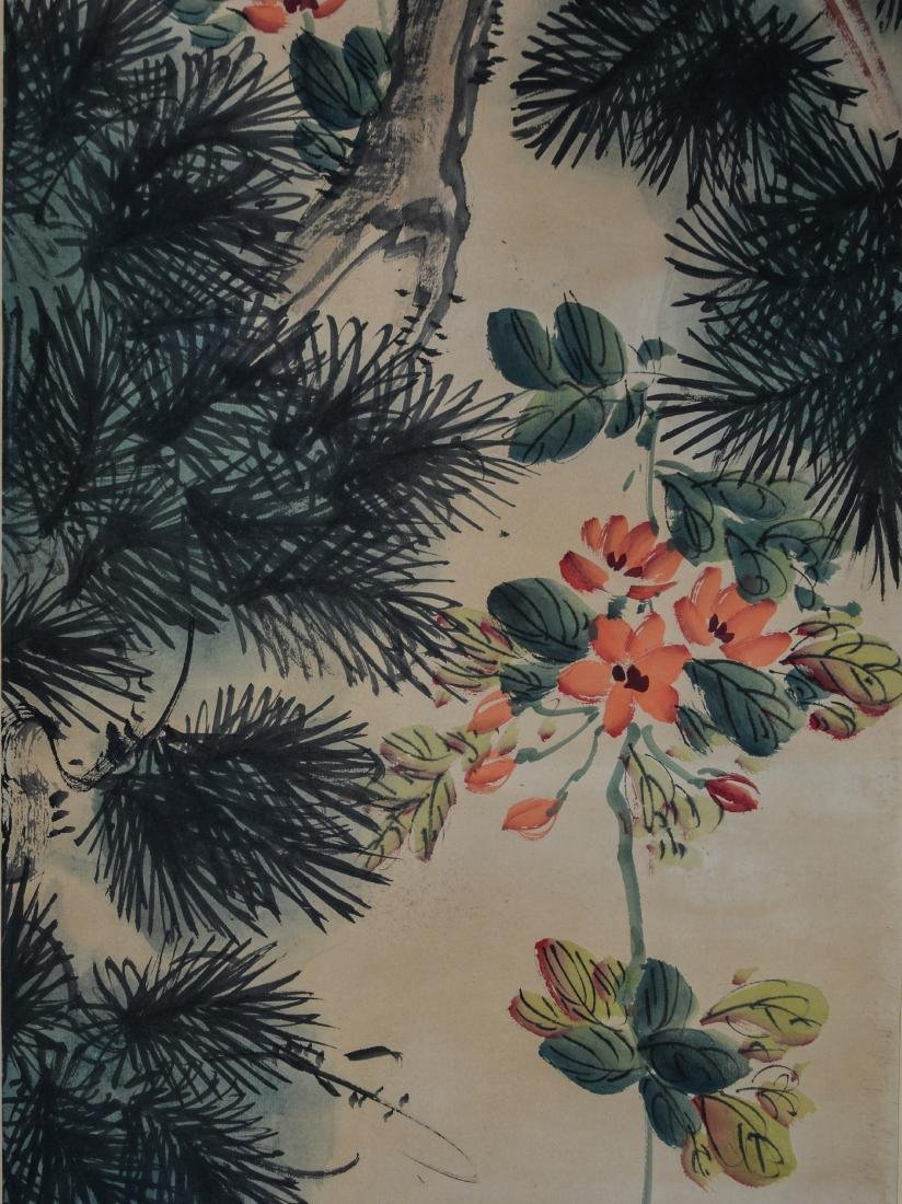 Qing Gu Luo 'Flower And Bird' - 4