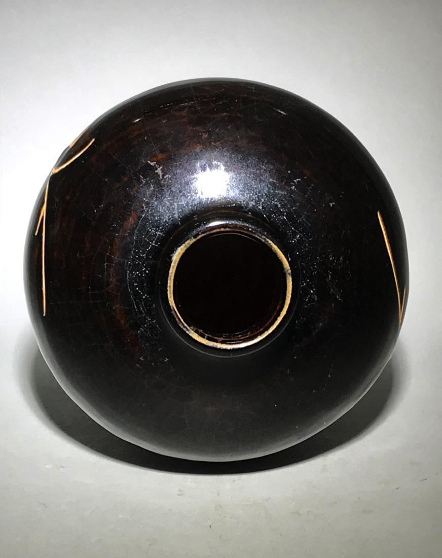 Cizhou Sgraffiato Vase - 2