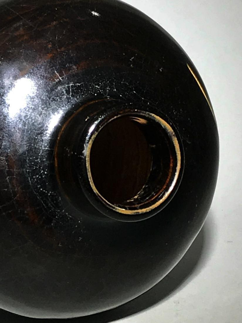 Cizhou Sgraffiato Vase - 3