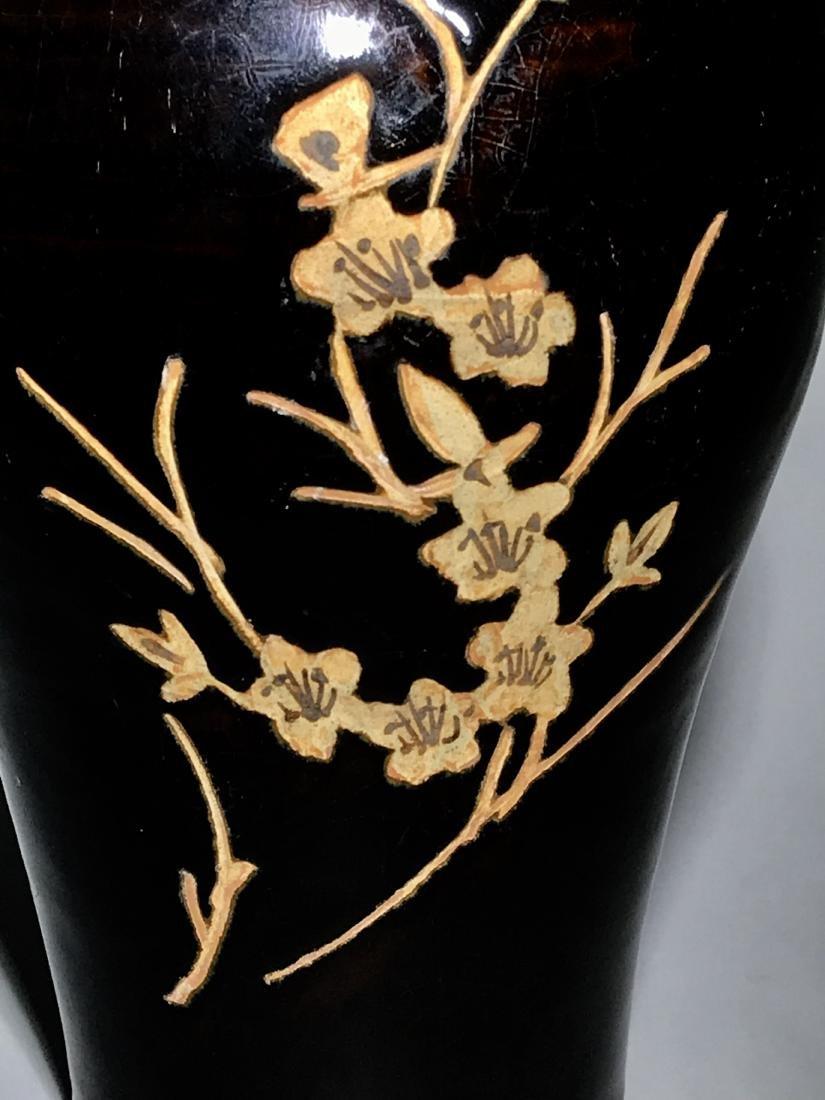 Cizhou Sgraffiato Vase - 5