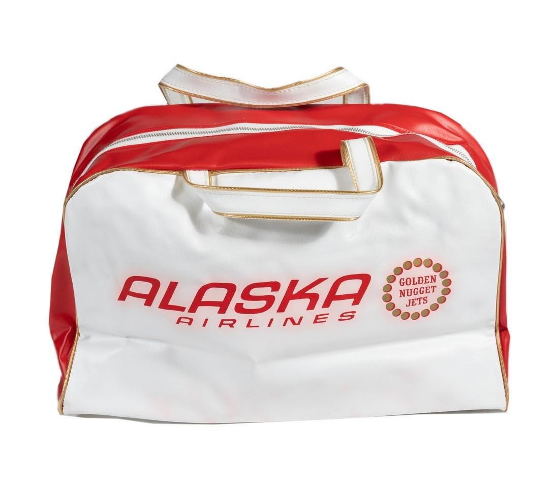 Alaska Airlines - Golden Nugget Jets - RED/WHITE FLIGHT