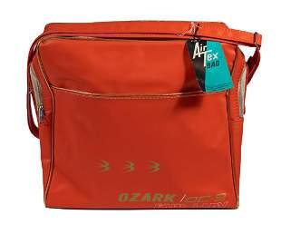 Ozark Airlines - RED FLIGHT BAG