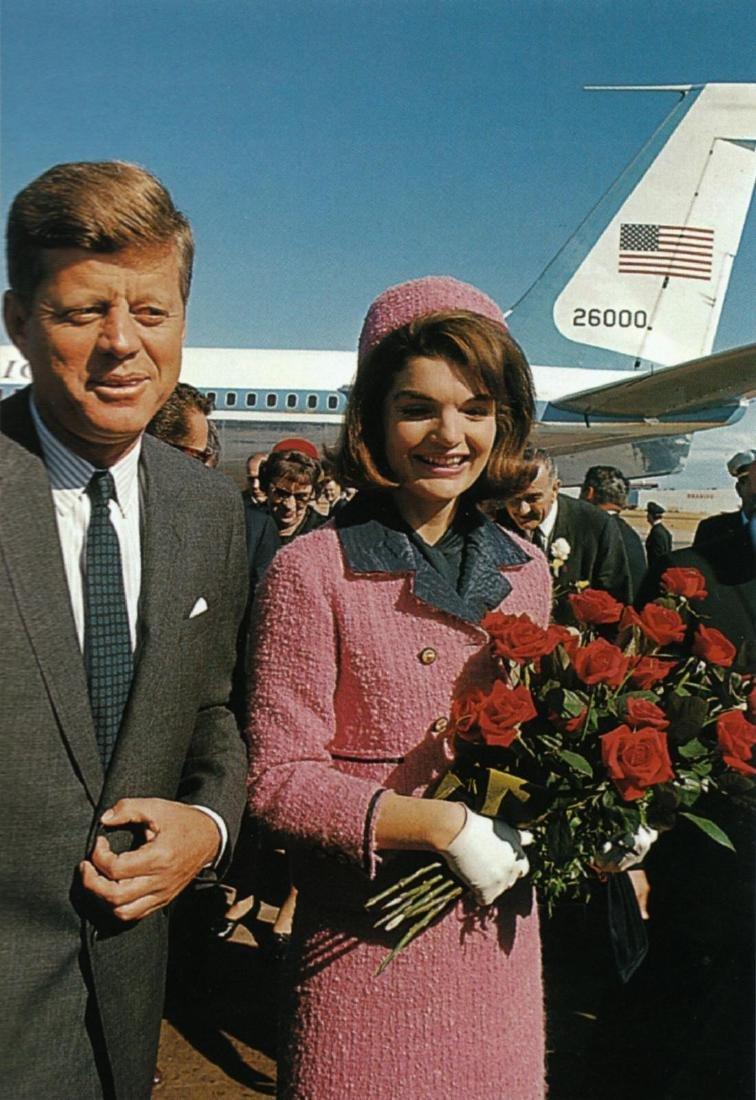 Eastern Airlines JFK Dallas Love Field Air Force One - 2