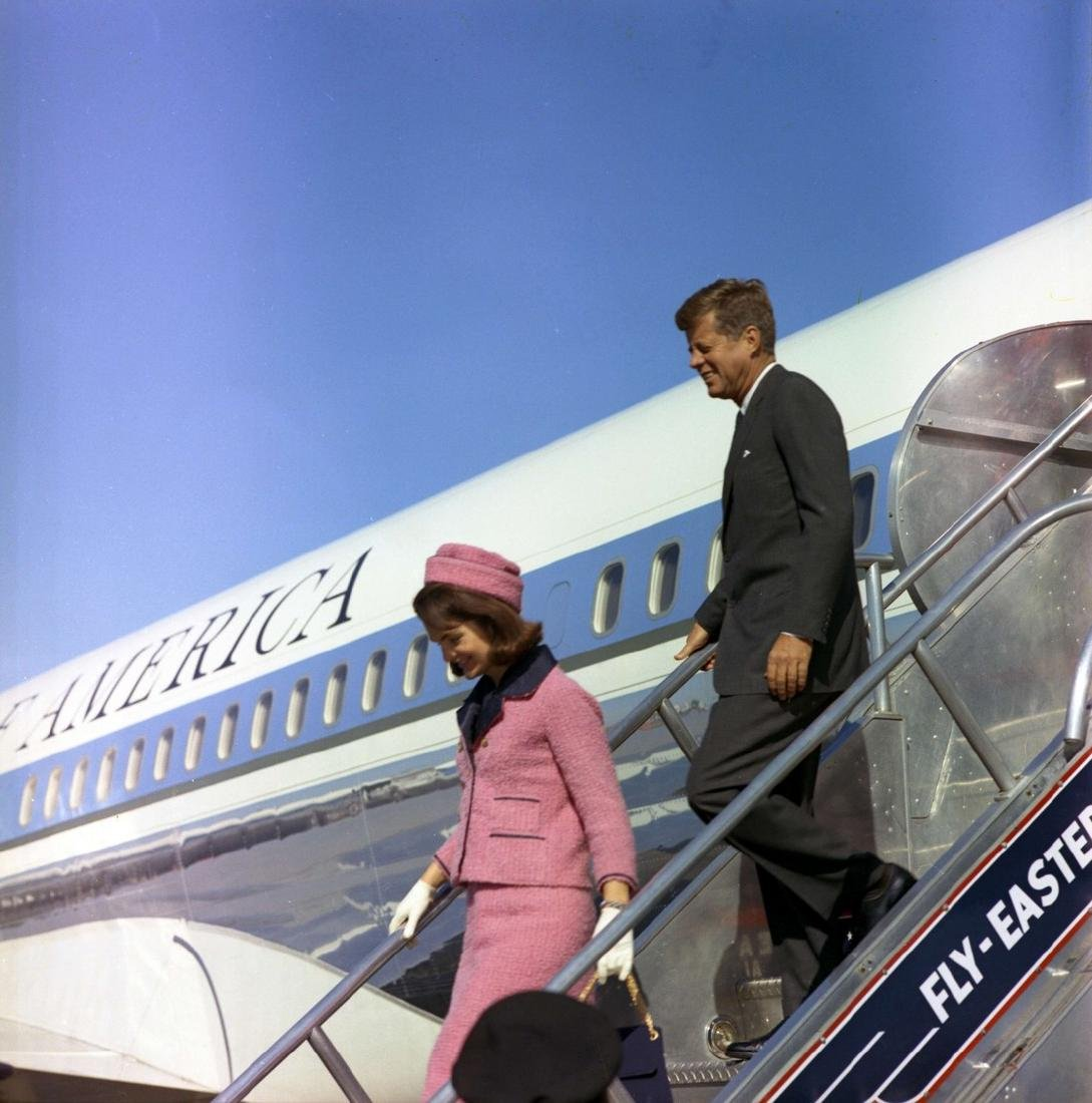 Eastern Airlines JFK Dallas Love Field Air Force One - 3