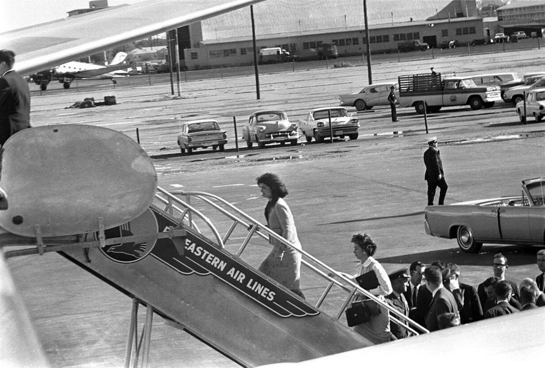 Eastern Airlines JFK Dallas Love Field Air Force One - 5