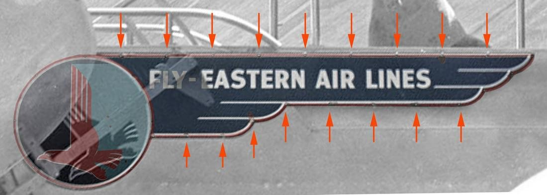 Eastern Airlines JFK Dallas Love Field Air Force One - 6