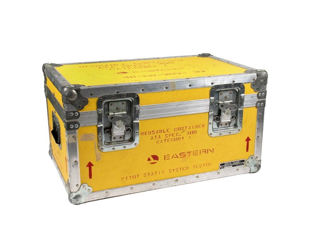 EASTERN Airlines Flight Storage Anvil Case