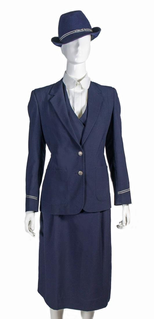 American Airlines 1985-89 Complete Flight Attendant