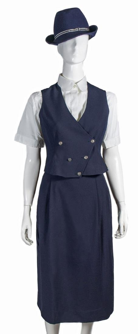 American Airlines 1985-89 Complete Flight Attendant - 2