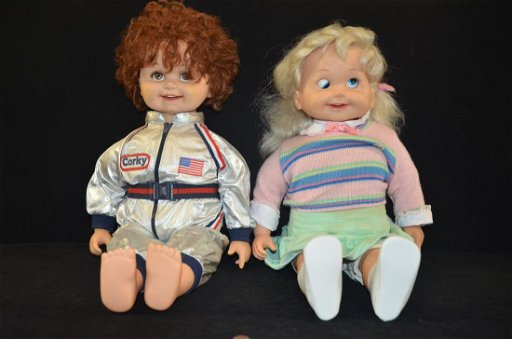 Vintage Cricket And Corky Dolls May 14 2019 Elite Auction Co Llc In Pa