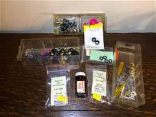 Slot Car parts lot