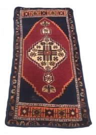 """Turkish Old Konya Rug Carpet 1'7"""" x 3'3"""""""