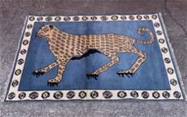 A New Persian Rug  4' x 6'