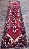 And Old Turkish Dosemealti Runner Rug  2'5 x 10'8