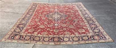Vintage Large Persian  Rug 10' x 12'3