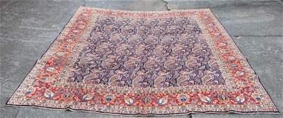 Vintage Large Persian  Rug 9'6 x 12'