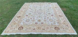 "Large Persian Soumak Turkish Knots Rugs 9'9"" x 13'5"""