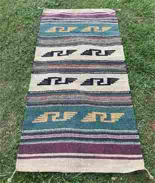 """Flatweave Wool Kilim 2'9"""" x 5'4"""""""