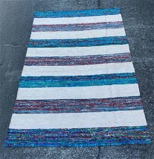 Persian Flatweave Kilim Rug 4' x 6'