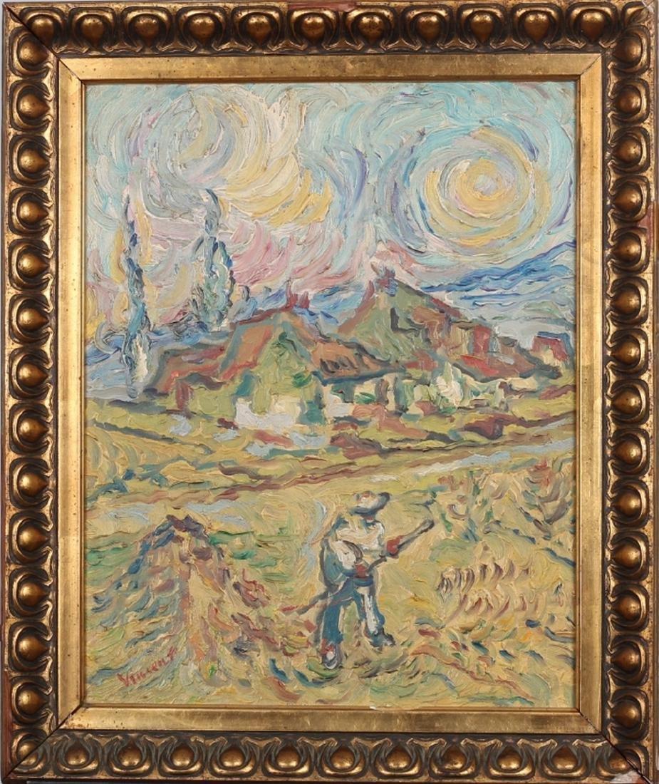 Attr Vincent Van Gogh Dutch (1853-1890) OOC
